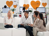 Wooing the Customer, Staffing Industry Review, June 2013