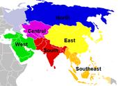 Asia in 2015